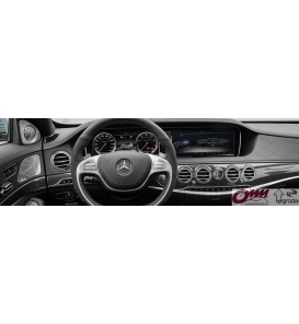 Mercedes S Serisi W222 Comand Online NTG5.5
