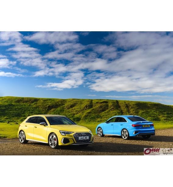 Audi A3 8Y Gizli Özellikleri Açma