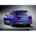 Audi Q7 4M Gizli Özellikleri Açma
