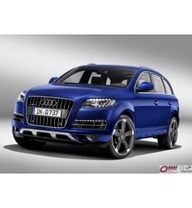 Audi Q7 4L Gizli Özellikleri Açma