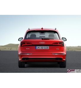 Audi Q5 FY Gizli Özellikleri Açma