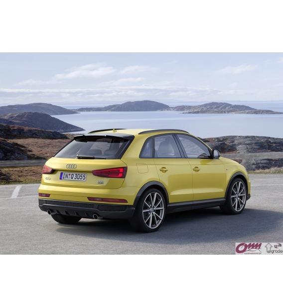 Audi Q3 8U Gizli Özellikleri Açma