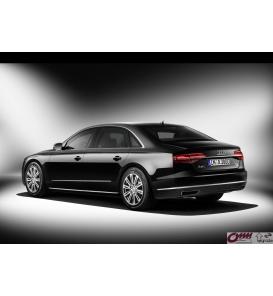 Audi A8 4H Gizli Özellikleri Açma