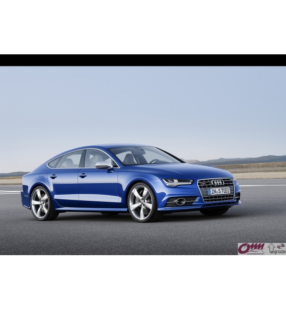 Audi A7 4G Gizli Özellikleri Açma