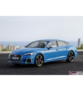 Audi A5 F5 Gizli Özellikleri Açma