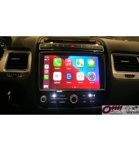 Audi Q7 4L Most Audio Aux interface