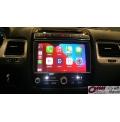 Audi Q7 4L Most Audio Aux interface