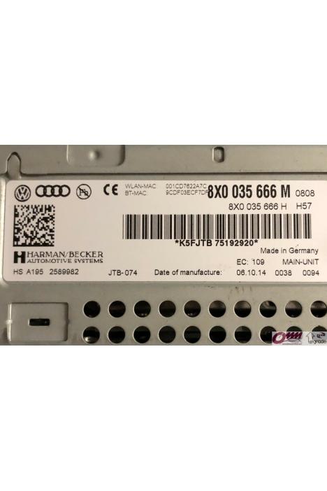 Audi A3 Geri Görüş Kamerası