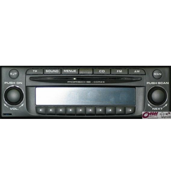 Porsche CDR23 Bluetooth Bluetooth Müzik USB AUX Sistemi