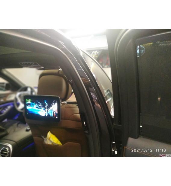 Mercedes S Serisi W222 Telefon Aynalama Sistemi