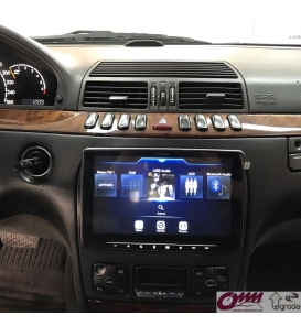 Hakkında daha ayrıntılıMercedes S Serisi W220 Alpine ILX-F903D Navigasyon Multimedia Sistemi