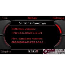 Hakkında daha ayrıntılıHNav_EU_K0257_6_D1 -3G yüksek için en son üretici yazılımı