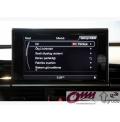 Audi A6 MMI 3GP Türkçe Dil Desteği
