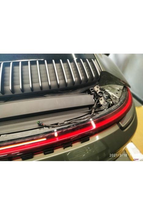Audi A4 Geri Görüş Kamerası