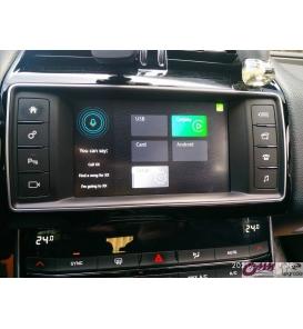 Audi A8 4E-4H Most Audio Aux interface