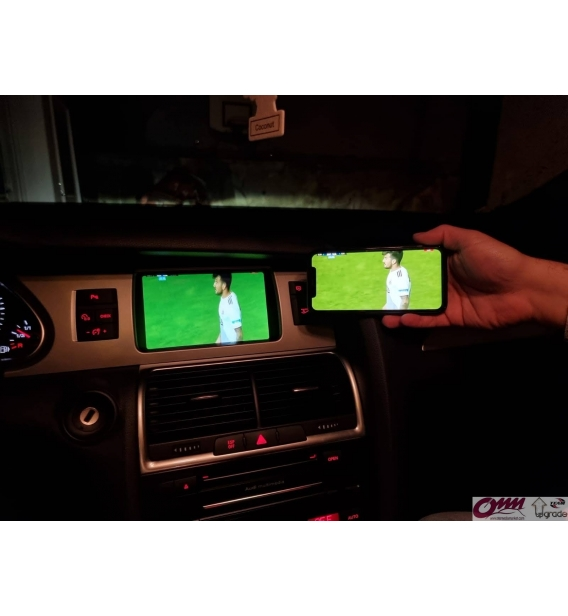 Audi Q7 MMI 3G / MMI 3GP Uyumlu Apple Carplay Sistemi