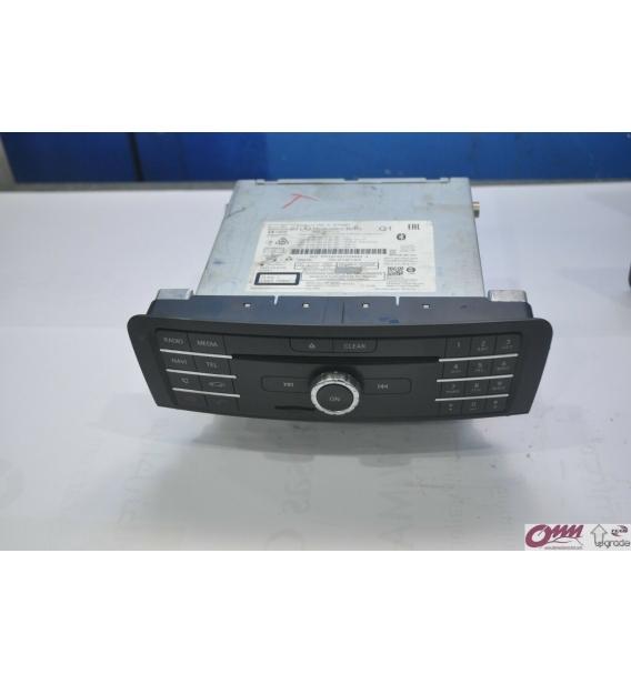Mercedes CLA C117 X117 GLA X156 Comand Online NTG 5.1 Navigasyon Sistemi