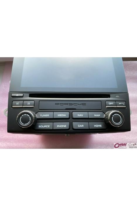 Audi MMI 3G Radyo Ünitesi