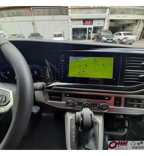 Volkswagen Transporter Caravelle Android Box Sistemi
