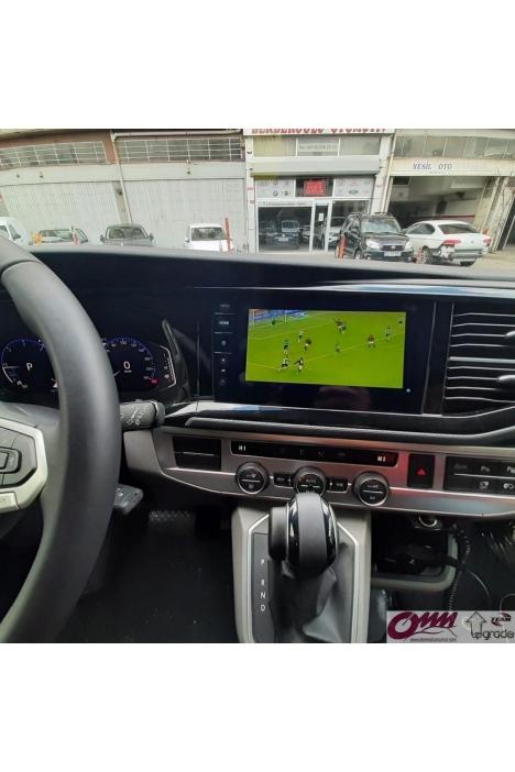 Audi Q7 4L Arka Eğlence Sistemi
