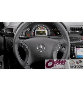 Mercedes C Serisi W203 Comand APS NTG2