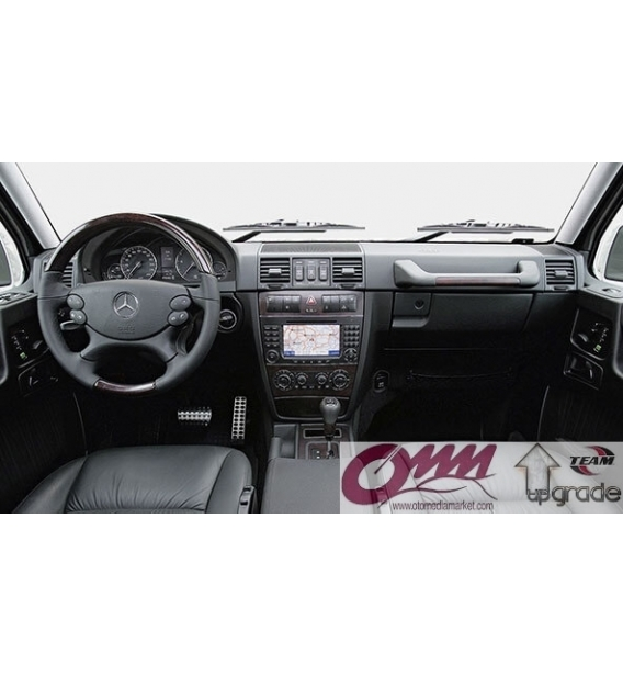 Mercedes G Serisi W463 Comand APS NTG2