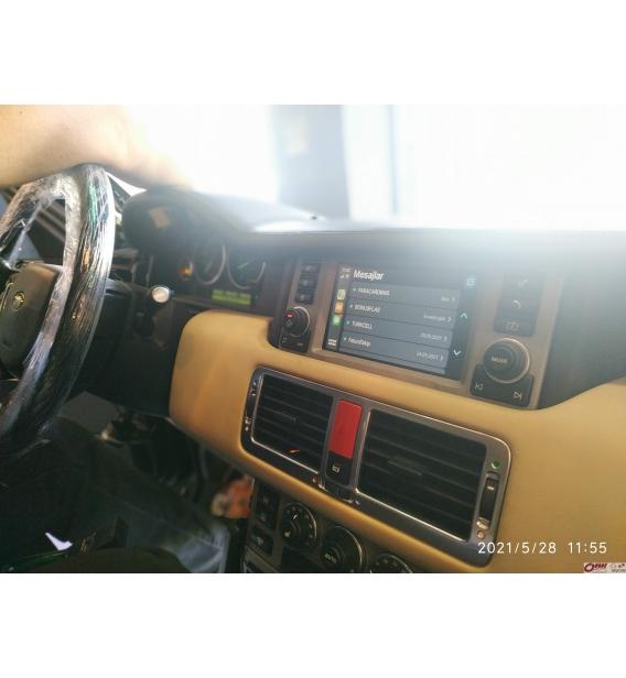 Range Rover Vogue Apple Carplay Sistemi