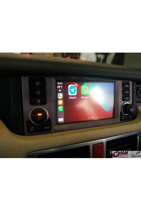 Audi A6 4G Telefon Aynalama Paketi