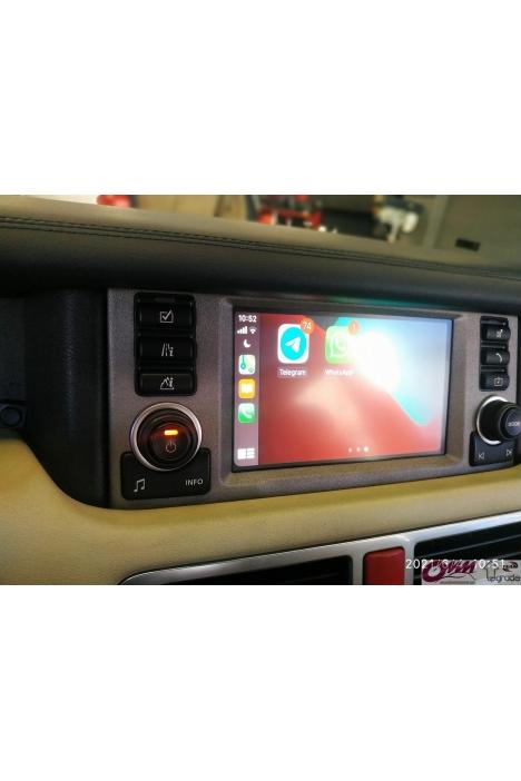 Mercedes GLK X204 Navigasyon Multimedya Ünitesi