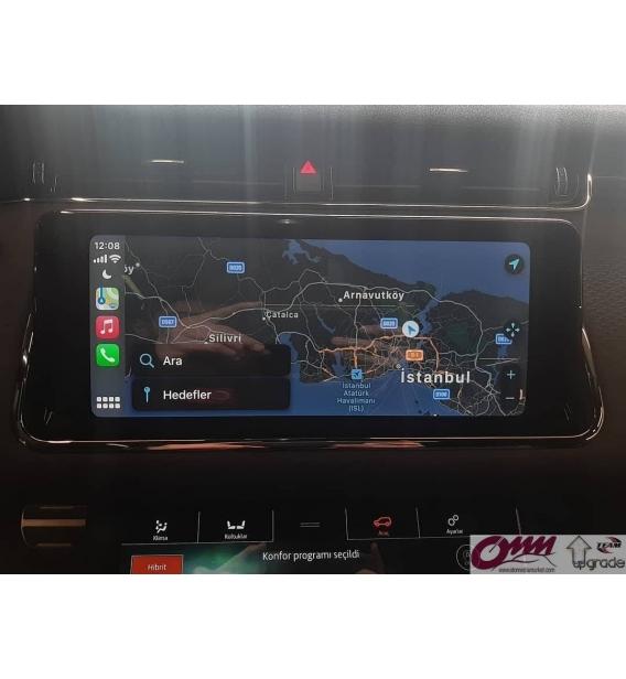 Range Rover INCONTROL Sistemde APPLECARPLAY
