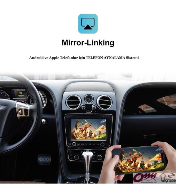 Bentley Continental Telefon Aynalama Sistemi