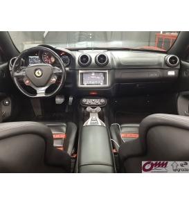 Ferrari California Alpine ILX-702D Navigasyon Multimedia Sistemi