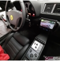 Ferrari 355 F1 Berlinetta Clarion Navigasyon Multimedia Geri Görüş Kamera Sistemi