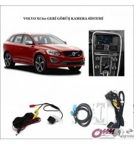 Volvo XC60 Geri Görüş Kamera Sistemi