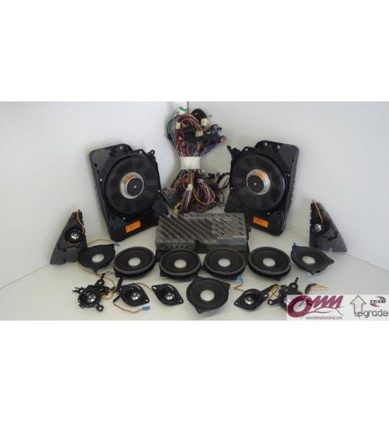 Bmw 5 Serisi F10  F11  F07  Harman Kardon Müzik Sistemi