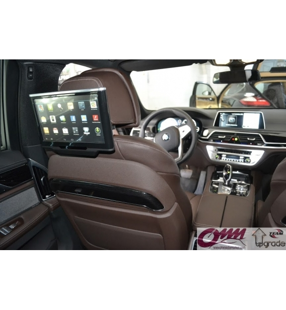 Bmw 7 Serisi G11  G12 Android Arka Eğlence Sistemi
