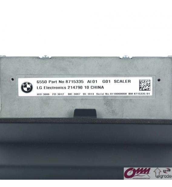 Bmw X3 G01-G08 X4 G02 NBT EVO TOUCH Donanım Yükseltme Seti