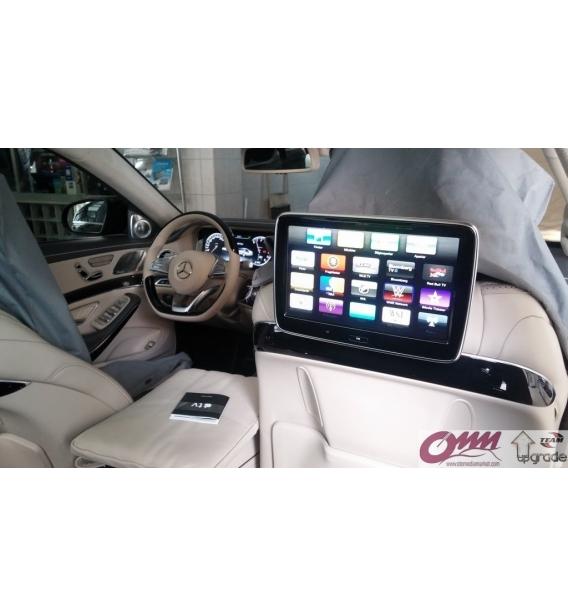 Mercedes S Seisi W222 APPLE TV Sistemi