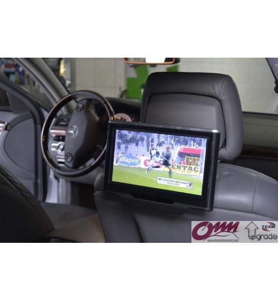 Mercedes S Serisi W221 Android Arka Eğlence Sistemi
