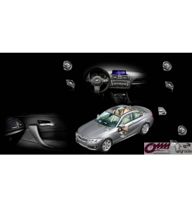 Bmw 3 Serisi F30 Harman Kardon Müzik Sistemi