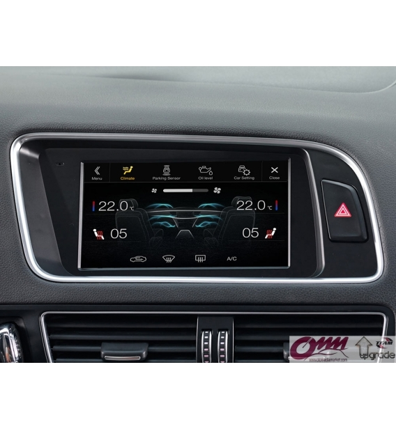 Audi Q5 Alpine X703D-Q5 Navigasyon Multimedia Sistemi