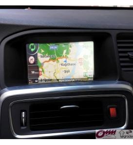 Hakkında daha ayrıntılıVolvo S60 Dokunmatik Navigasyon Sistemi