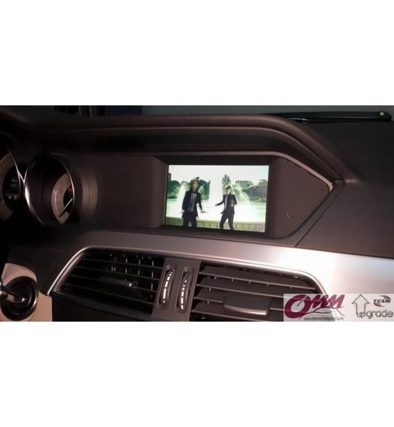 Mercedes C Serisi W204 Telefon Aynalama Sistemi