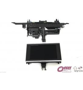 Audi A6 A7 MMI 3GP High 8inch Ekran