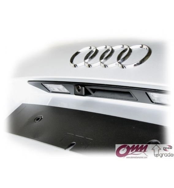 Audi A1 8X Geri Görüş Kamera Sistemi