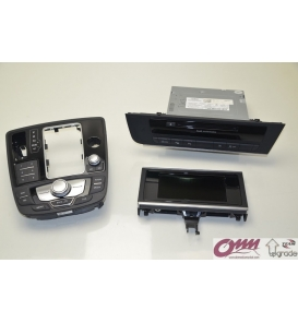 Audi A7 4G RMC Multimedia Sistemi