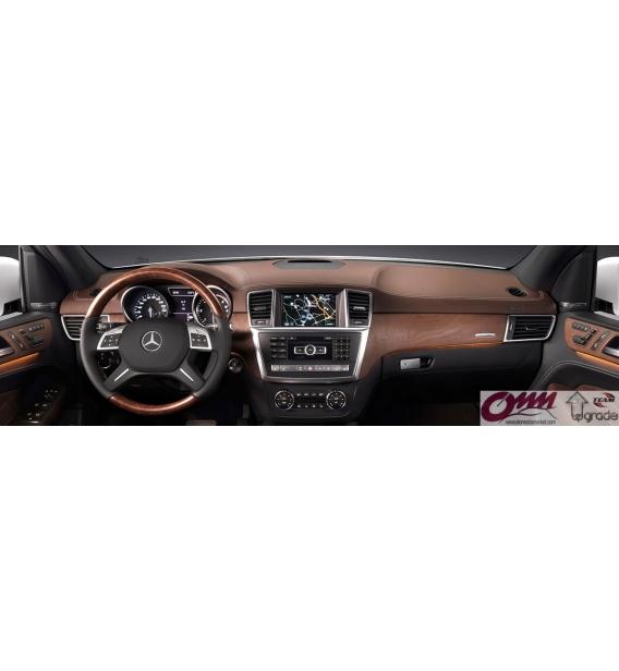Mercedes ML Serisi W166 Comand Online NTG 4.5