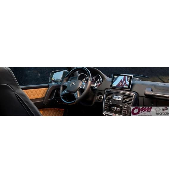 Mercedes G Serisi W463 Comand Online NTG 4.5