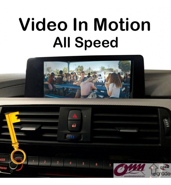 Bmw X3 G01 Hareket Halinde Ekran Açık Aktivasyonu