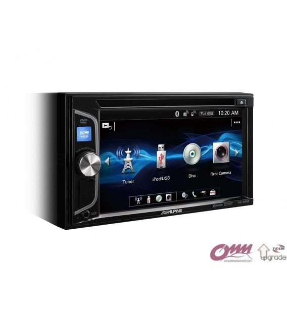 Alpine IVE-W560BT 2-DIN MOBİL MEDYA İSTASYONU - Bluetooth, USB ve DVD/CD Yürütücülü Otoradyo
